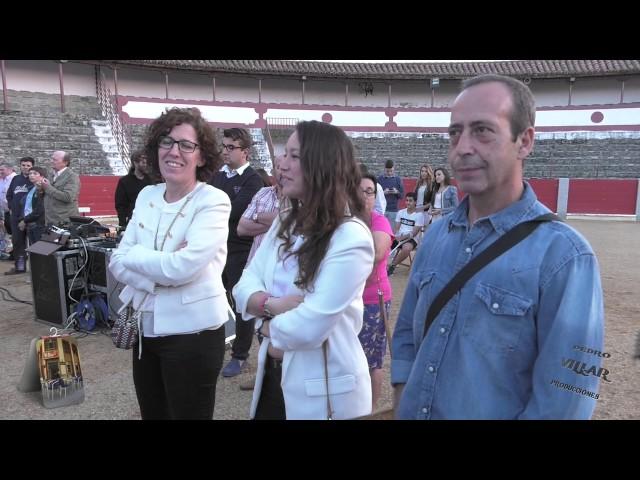 Presentación Feria Taurina de Guijuelo 2017