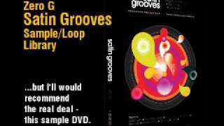 Zero-G sample library: Satin Grooves