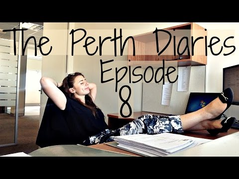The Perth Diaries | The Job Situation