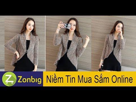 [Zonbig.com] - Áo Khoác Len Xù Mềm Mại