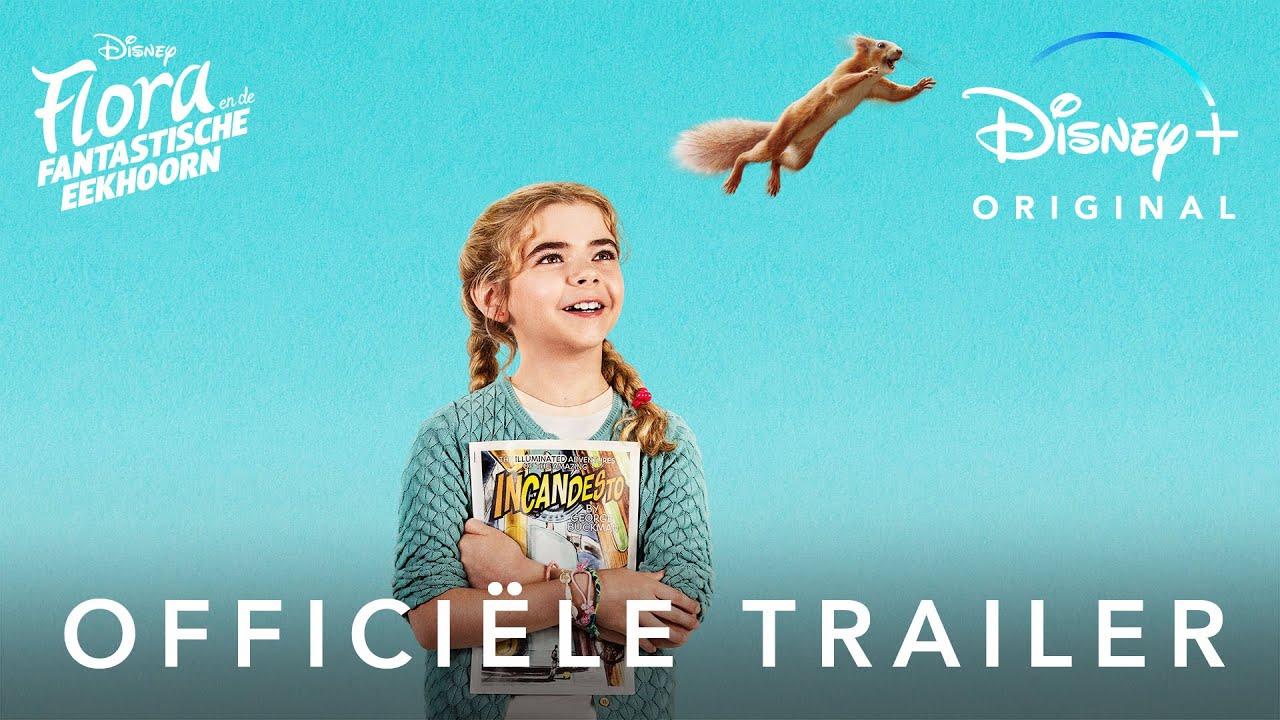 Flora en de Fantastische Eekhoorn op Disney Plus België