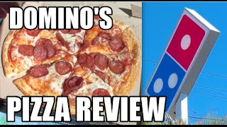 DOMINO'S® PIZZA FOOD REVIEW - Greg's Kitchen Fast Food Friday