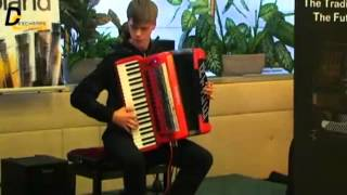 Matthias Matzke 7th V-Accordion Festival Round 1