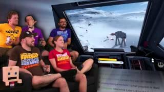 Star Wars: Battlefront Multiplayer Gameplay!