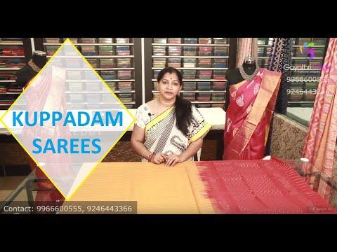 kuppadam-sarees-with-kanchi-latest-design's-/-లేటెస్ట్-కంచి-డిజైన్సతో-కుప్పడం-శారీస్