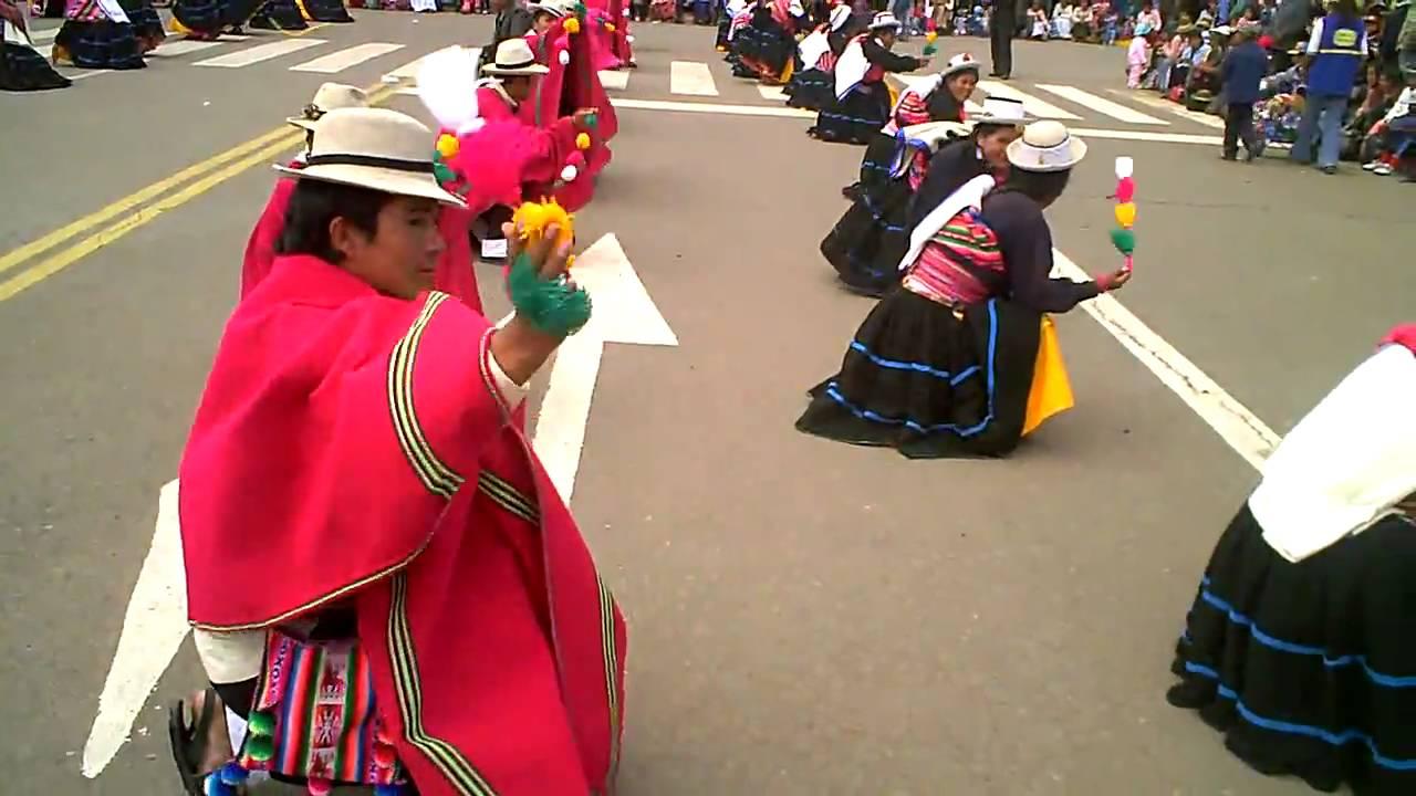 El Carnaval en Puno - EL RINCON MUSICAL PERUANO