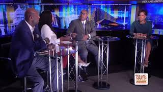 Roland Martin Unfiltered: Monique Pressley, guest host, with panel re #justiceforrocky 7/10/19