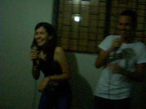 karaoke melina y miguel