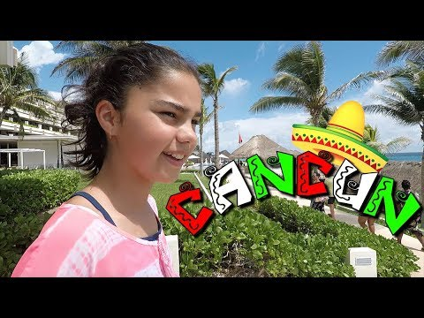 A Day in Cancun | Grace's Vlog
