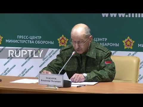 Belarus: Minsk aims to avoid 'armed conflict' as Zapad-2017 drills kick off