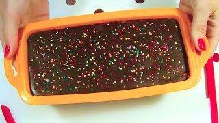 видео Шоколадный торт в микроволновке за 10 минут