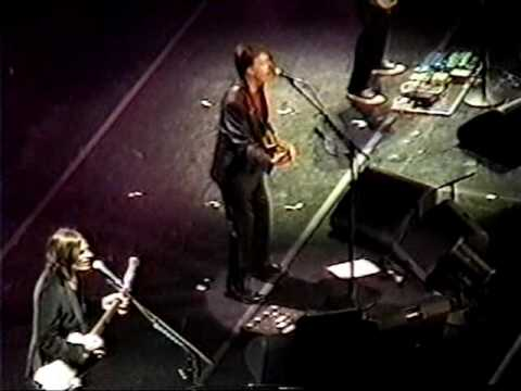 Paul McCartney Live At The FleetCenter, Boston, USA (Tuesday 1st October 2002)