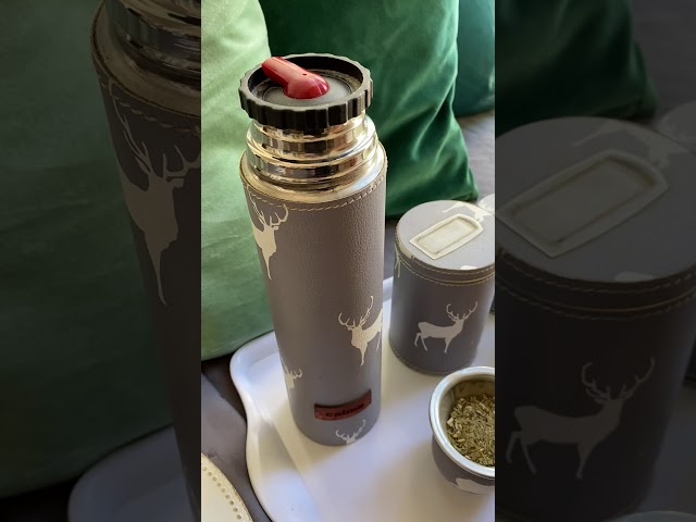 Desayuno con mate