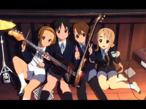 K-on OST - Hold on to your love [by Hajime Hyakkoku]