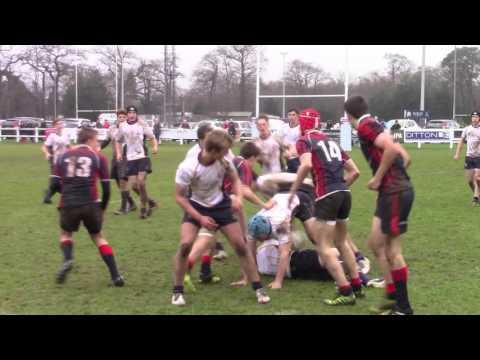 Hampshire v Surrey U16s, 08.01.17