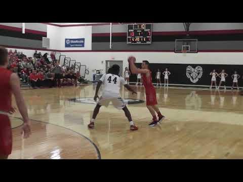 Whitehall vs London - High School Basketball - Score On Air