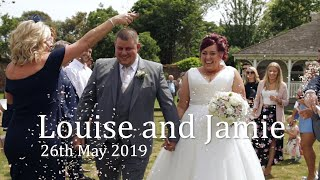 Louise and Jamie Wedding Day | Ceremony Video