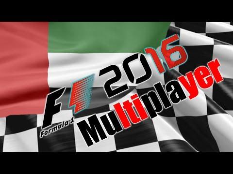 Prix von Abu Dhabi (2/2) - Der Neue Weltmeister - F1 2016 Multiplayer #042 | Gaming Ninjas