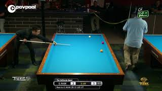 #19 - Gilbert NAJM vs Stan LEE / The 2018 California Open!