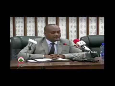ታሪካዊ ንግግር Addisu Arega Kitessa