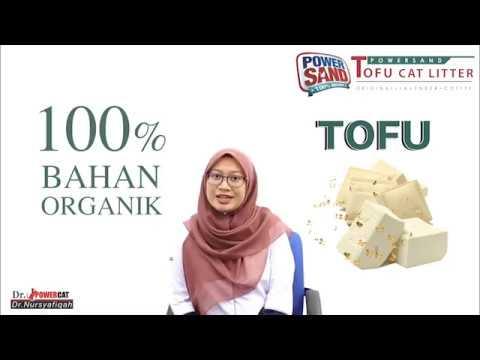 PowerSand Tofu Cat Litter