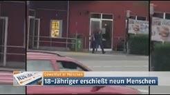 Amoklauf von München: Hier die neuesten Entwicklungen