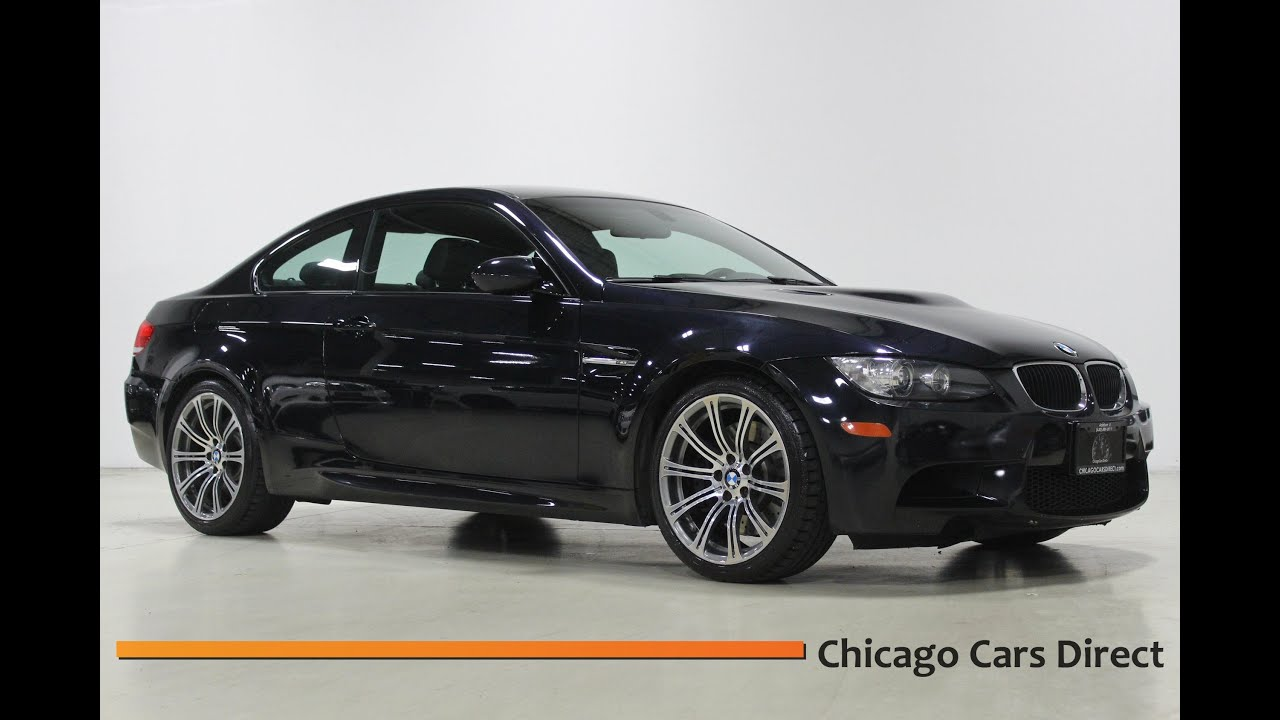 Chicago Cars Direct Presents A BMW M Coupe Speed Manual - Sports cars direct