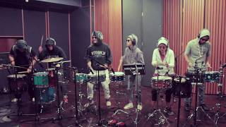 Suara Stick Percussion - Yamko Rambe Yamko & Sajojo