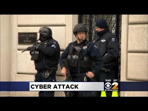 NYPD Officers Head To Paris In The Midst Of Terror Threats