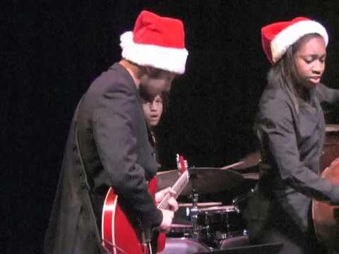 Four-Jazz Combo-Christmas Concert 2011