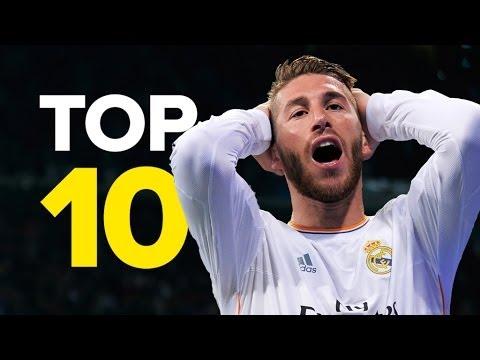 Top 10 Dirtiest Footballers