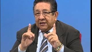 Mesa de Análisis:  Alfonso Zambrano Pasquel.  Angel Rubio, y Luis Gracia Martìn  1