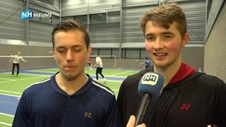 Grootste badmintontalenten ter wereld spelen toernooi in Haarlem