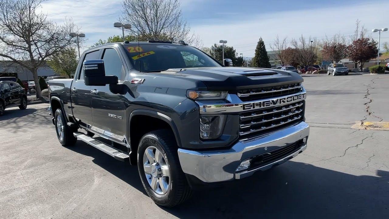 2020 Chevrolet Silverado Reno, Carson City, Northern Nevada, Sacramento, Elko, NV 61961