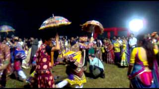 Gujarati Garba on Navratri 2012
