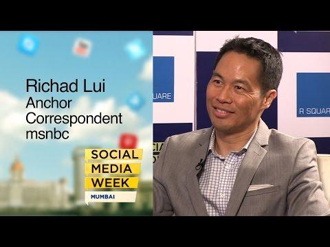 Richard Lui, Anchor & Correspondent, msnbc