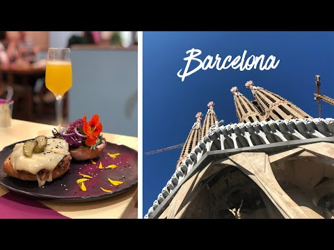 Three Amazing Days in Barcelona