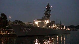 平成27年10月15日 観艦式予行⑤ 艦隊帰港  Japan Maritime Self-Defense Force Fleet Review 2015