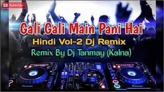 Gali Gali Main Pani Hai   Remixer DJ Tanmay Kalna