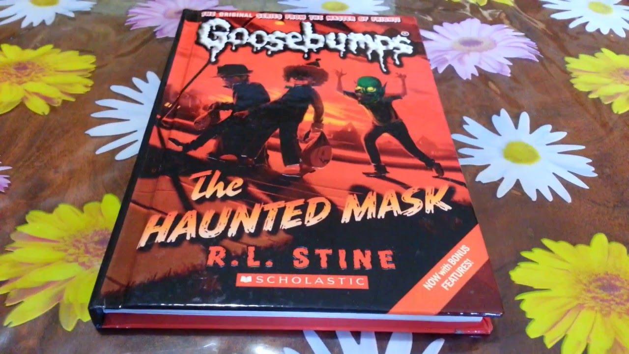 Haunted Mask (Goosebumps)