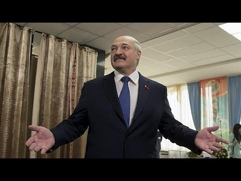Exit Polls Show Belarus President Lukashenko to Win Another Term ...