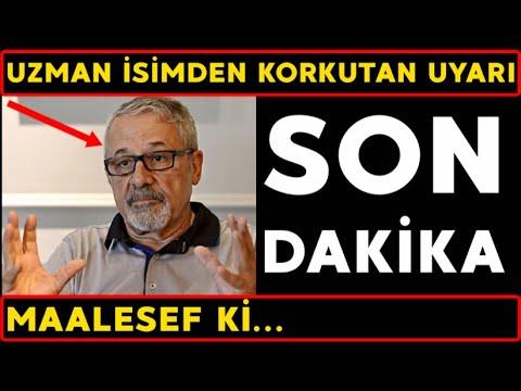 Son dakika! Deprem Uzmanı Türkiye'yi UYARDI! Son dakika deprem haberleri büyük deprem ne zaman?