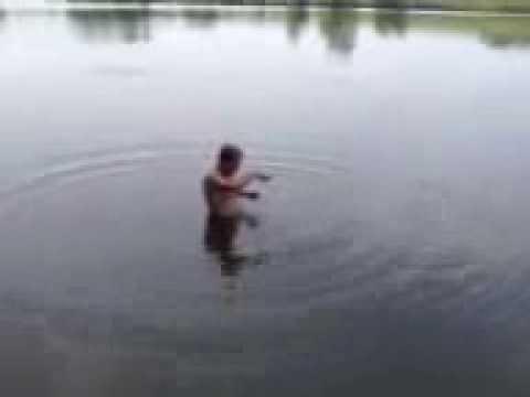 Как ловить рыбу членом / How to fish by a dick