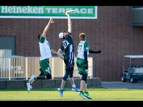 Game Highlights: Indianapolis AlleyCats at Minnesota Wind Chill — Week 4