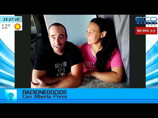 Radionegocios 27-07 -2021- Entrevista a Creciendo en el camino.