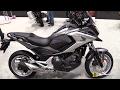 2017 Honda NC700X DCT - Walkaround - 2016 AIMExpo Orlando