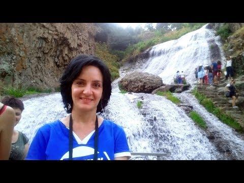 Водопад Джермук или