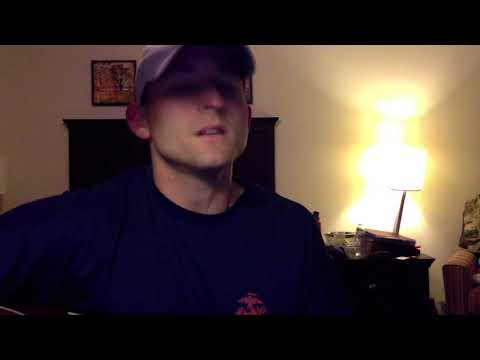 Man I want to be   Chris Young cover by Tyler Blackford