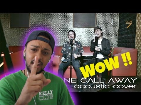 SAM MANGUBAT & JUN SISA - ONE CALL AWAY ( CHARLIE PUTH ) REACTION