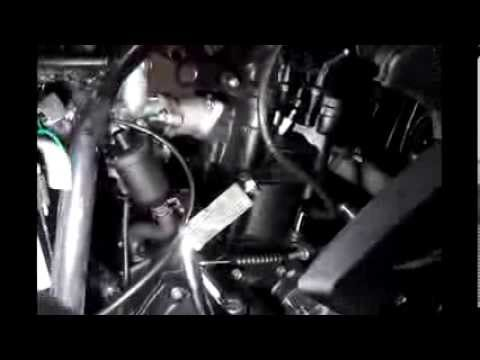 Зазоры клапанов двигателя Zongshen 250 Falcon SpeedFire